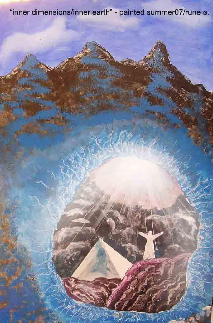 jordens indre og ytre krefter
